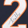 Aqib Talib Signed Denver Broncos Blue Custom Jersey-19166