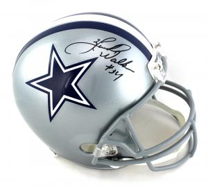 Herschel Walker Signed Dallas Cowboys NFL Full Size Helmet-0