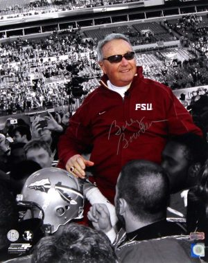 Bobby Bowden Signed Florida State Seminoles 16x20 NCAA Photo - Spotlight-0