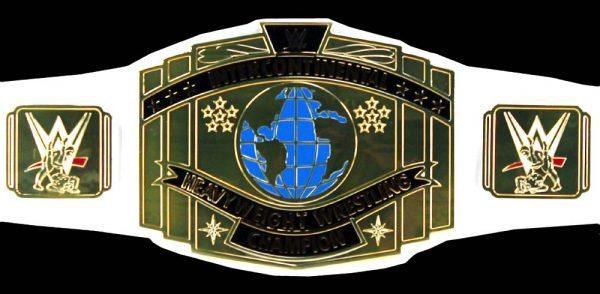 "Terry ""Hulk"" Hogan Signed WWE Championship White Wrestling Belt-22276"