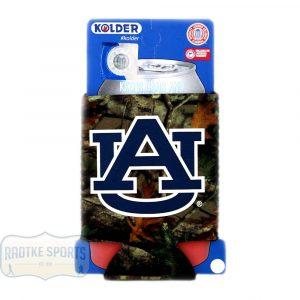 Auburn Tigers Officially Licensed 12oz Neoprene Can Huggie - Camo-0