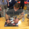 Joey Bosa Signed NFL Los Angeles Chargers 16x20 Photo - Silver Ink-23059