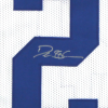 Deion Sanders Signed Dallas Cowboys White Custom Jersey-22980
