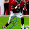 Derrick Henry Signed Alabama Crimson Tide Color 8x10 Photo - Red Jersey - Limited Edition 22 Of 22-0