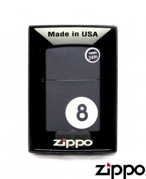 Zippo 8-Ball Billiards Lighter-0
