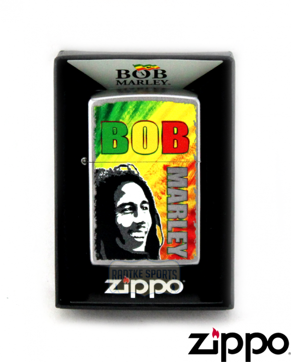 Zippo Bob Marley™ Tie Dye Lighter-0