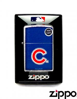 Zippo Chicago Cubs MLB Lighter -0