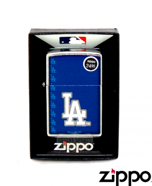 Zippo Los Angeles Dodgers MLB Lighter -0