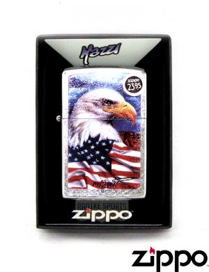 Zippo Mazzi® Eagle Lighter-0