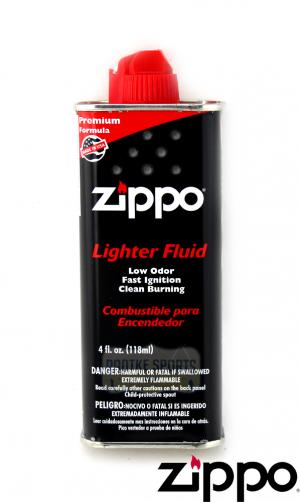 Zippo Premium Lighter Fluid 4 fl. oz.-0