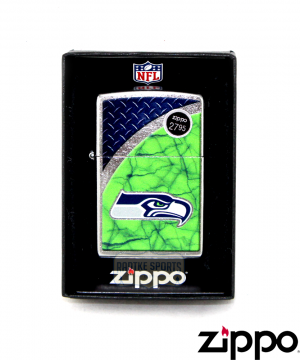 Zippo Seattle Seahawks NFL Lighter -0