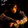 """Chandler Riggs """"Carl Grimes"""" Signed The Walking Dead 8x10 Photo - Nighttime-0"""