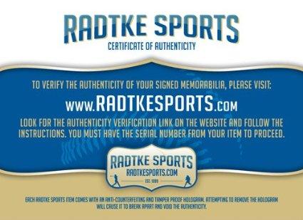 Ryan Braun Autographed/Signed Milwaukee Brewers Official Rawlings MLB Batting Helmet-6211