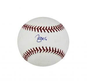 Yadier Molina Signed Rawlings OML Baseball - St. Louis Cardinals-0