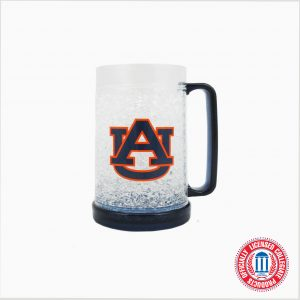 Auburn Tigers 16oz Officially Licensed Freezer Mug-0