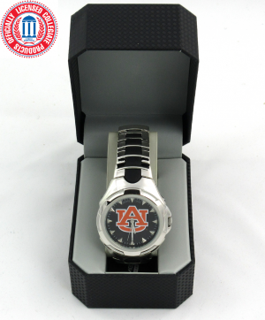 Auburn Tigers Officially Licensed GameTime Victory Series Men's Watch-0