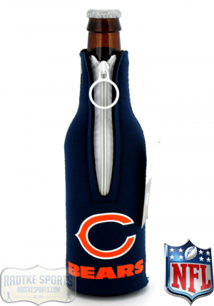 Chicago Bears Officially Licensed 12oz Neoprene NFL Can Koozie-0