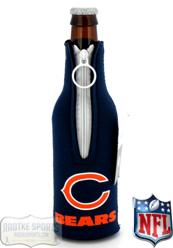 Chicago Bears Officially Licensed 12oz Neoprene NFL Can Koozie-0