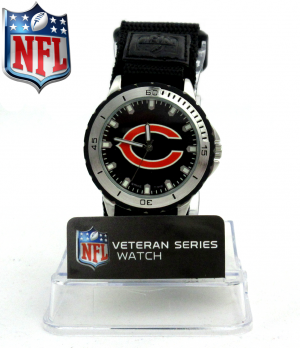 Chicago Bears Officially Licensed GameTime Veteran Series Men's Watch-0