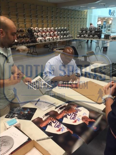 Bo Jackson Autographed/Signed Kansas City Royals Rawlings Official Major League Baseball-14645