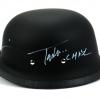 "Tommy Flanagan ""Chibs Telford"" & Mark Boone Jr ""Bobby Munson"" Autographed/Signed Black Matte Daytona Authentic Biker Helmet-326"