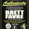 Brett Favre Signed Southern Mississippi Golden Eagles 8x10 Photo - White Jersey-13749