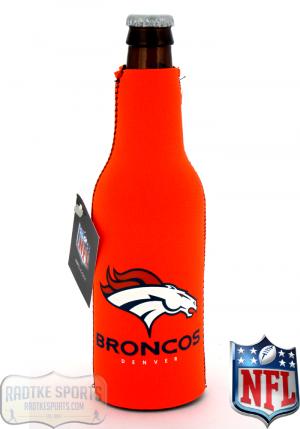 Denver Broncos Officially Licensed 12oz Neoprene NFL Can Koozie-0
