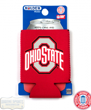 Ohio State Buckeyes Officially Licensed 12oz Neoprene Can Koozie-0