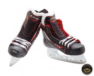 Connor McDavid Signed CCM Jetspeed Skates - Edmonton Oilers-0