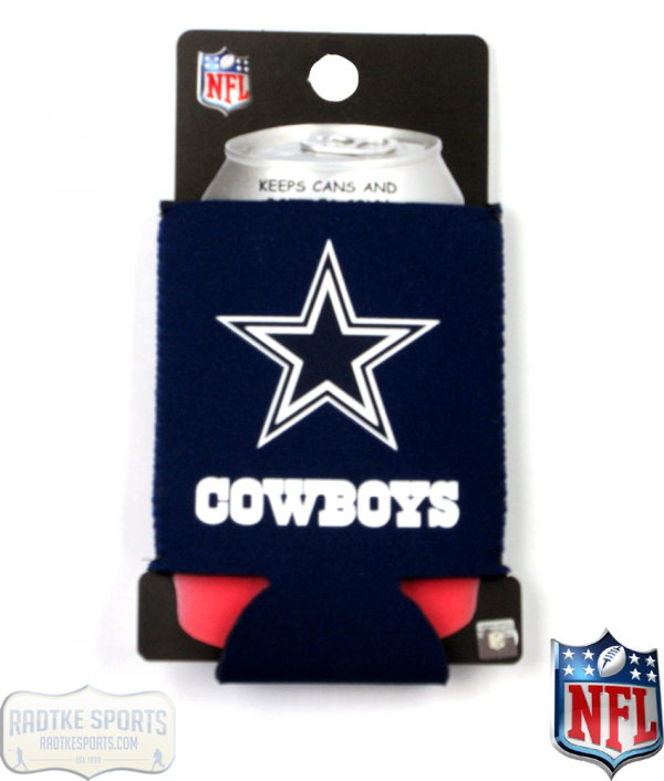 Dallas Cowboys Officially Licensed 12oz Neoprene Can Huggies-0