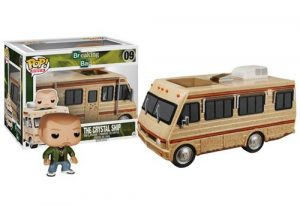 Funko Pop! Rides Breaking Bad Series The Crystal Ship #09 Vinyl Collectible Figures-0