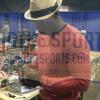 Deion Sanders Signed Atlanta Falcons Riddell Red Throwback NFL Mini Helmet - Silver Ink-32870