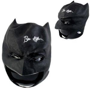 Ben Affleck Signed Batman Black Mask-0