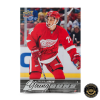 "Dylan Larkin Signed Detroit Red Wings Young Guns 12.5""x 17.5"" Card-0"