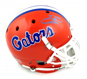 Emmitt Smith Autographed Florida Gators Proline Helmet-0