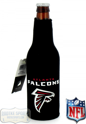 Atlanta Falcons Officially Licensed 12oz Neoprene NFL Bottle Koozie-0