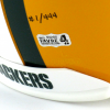 """Brett Favre Signed Green Bay Packers Riddell Authentic NFL Helmet with """"Hall of Fame 2016"""" Inscription - LE #1 of 444-9330"""