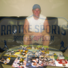 Brett Favre Signed Southern Mississippi Golden Eagles 8x10 Photo - White Jersey-13751