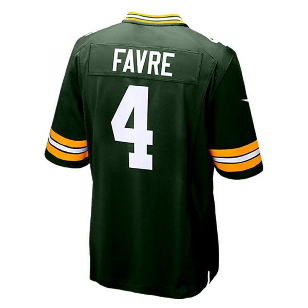 Brett Favre Green Bay Packers Nike Game Day Jersey -26177