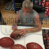 """Brett Favre Signed Green Bay Packers Wilson Authentic NFL Football with """"Hall of Fame 2016"""" Inscription - LE of 444-9257"""