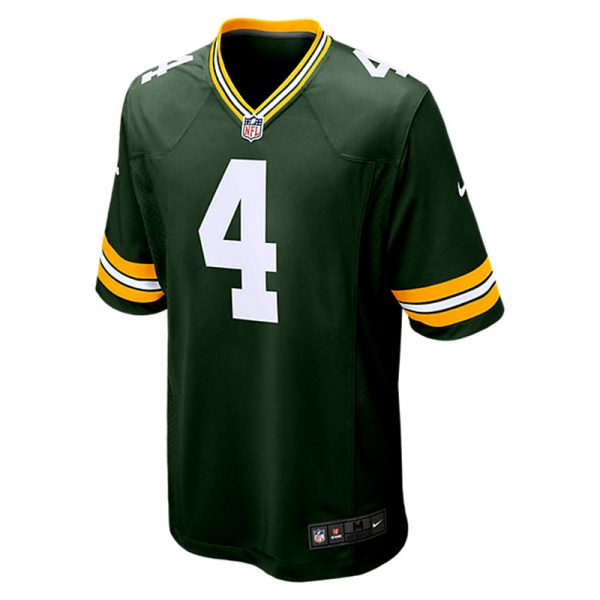 Brett Favre Green Bay Packers Nike Game Day Jersey -26176
