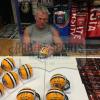 "Brett Favre Signed Green Bay Packers Riddell NFL Mini Helmet with ""Hall of Fame 2016"" Inscription - LE #1 of 444-9413"
