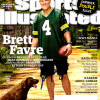 """Brett Favre Signed Green Bay Packers Sports Illustrated """"Where Are They Now?"""" Issue …-0"""