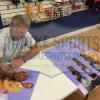 "Brett Favre Signed Green Bay Packers Hall of Fame Speech 16x20 Photo with ""HOF 16"" Inscription-14055"