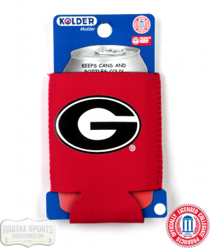 Georgia Bulldogs Officially Licensed 12oz Neoprene Can Huggie-0