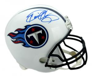 Derrick Henry Signed Tennessee Titans Riddell Full Size NFL Helmet-0