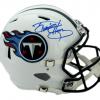 Derrick Henry Signed Tennessee Titans Riddell Speed Full Size Helmet-0
