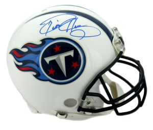 Derrick Henry Signed Tennessee Titans Riddell Authentic NFL Helmet-0
