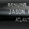Jason Heyward Authentic Game Used Louisville Slugger M9 Black MLB Bat - Atlanta Braves-13442