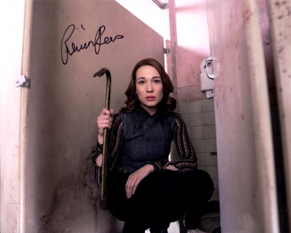 Rhian Rees Autographed 8x10 Halloween Photo-0